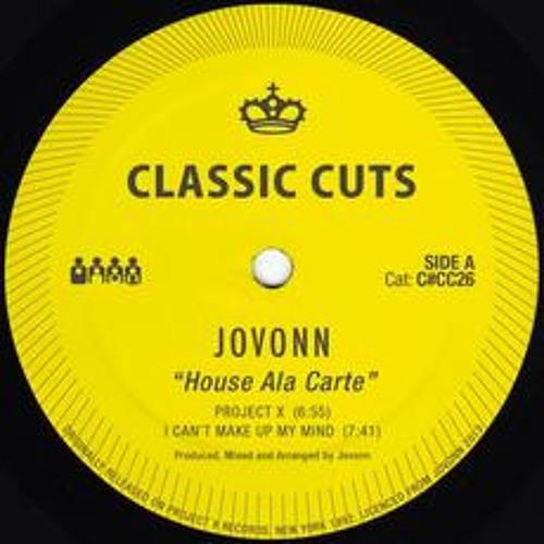 Jovonn - House Ala Carte - Clone Classic Cuts 026