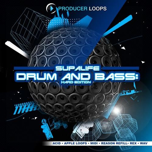 "Supalife Drum & Bass ""Hard Edition"" (Eddy Beneteau - Sampler Bank Demo)"
