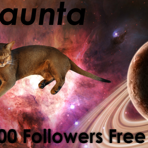 "Haunta // 2k Followers Free EP (Click ""Free"")"
