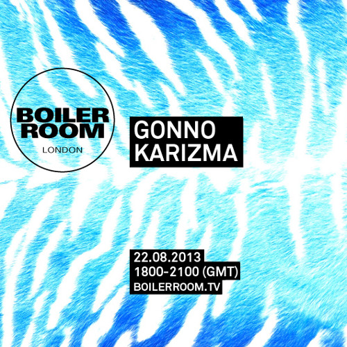 Karizma 2h Boiler Room mix