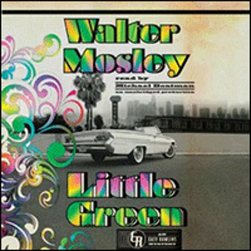 LITTLE GREEN By Walter Mosley, Read By Michael Boatman