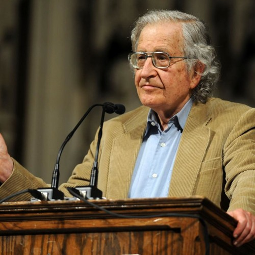 """Chomsky: Instead of """"Illegal"""" Syria Threat, U.S. Should Back Chemical Weapons Ban Worldwide 2 of 2"""