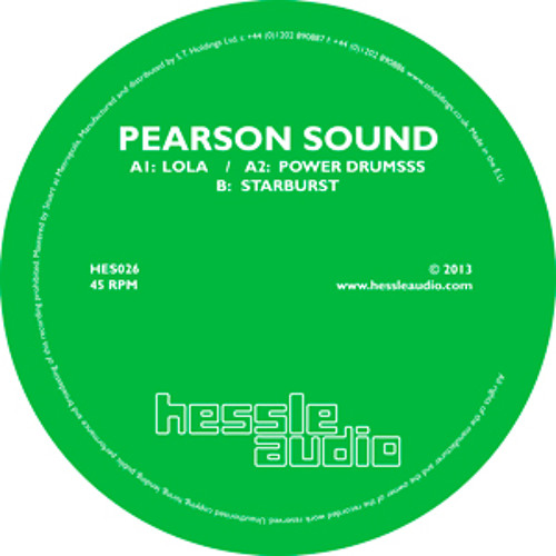 Pearson Sound - Lola