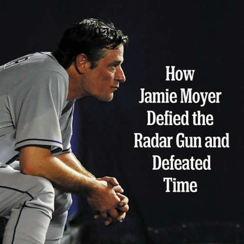 Chatting it up with former Phillies pitcher Jamie Moyer and writer Larry Platt