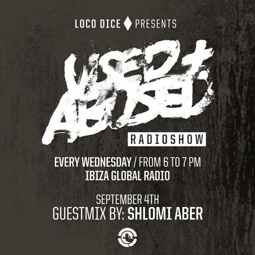 USED + ABUSED RADIO SHOW #13 - SHLOMI ABER
