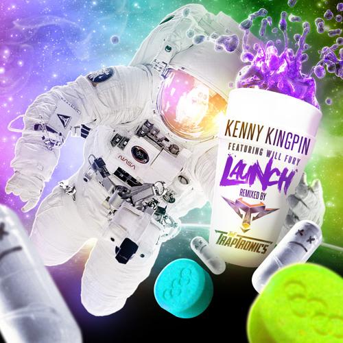 Kenny Kingpin - Launch