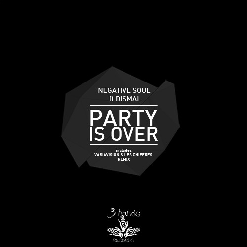 TH029_Negative Soul_Party Is Over ft. Dismal (Original mix)