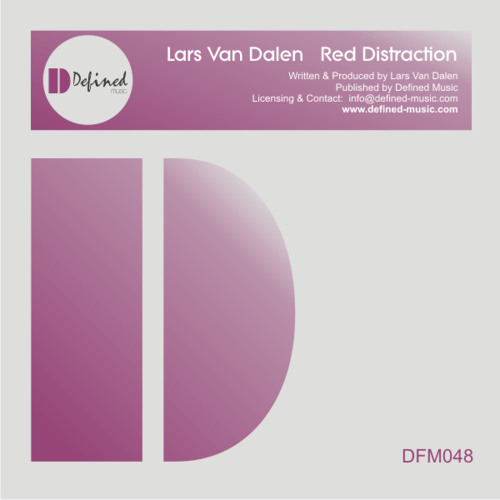 Lars Van Dalen - Red Distraction