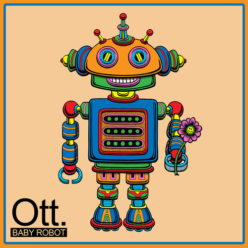 Ott - Mr Balloon Hands [EXCLUSIVE PREMIERE]