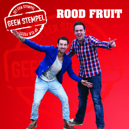 Henk Dissel - Rood Fruit (Geen Stempel Remix)