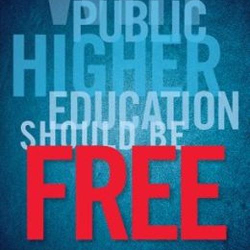 Rob Samuels Free Higher Education