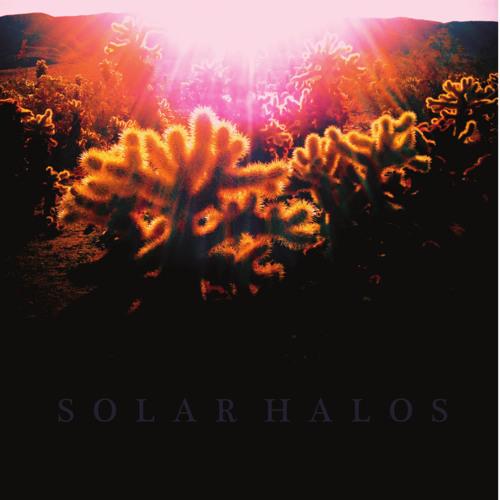 Solar Halos - The Vast White Plains