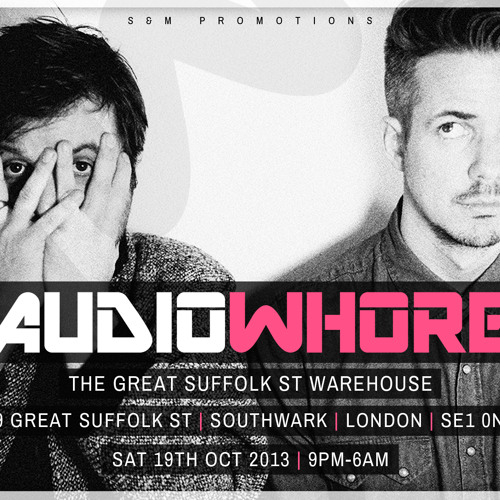 Audiowhore 19th October Steven Cee Mix