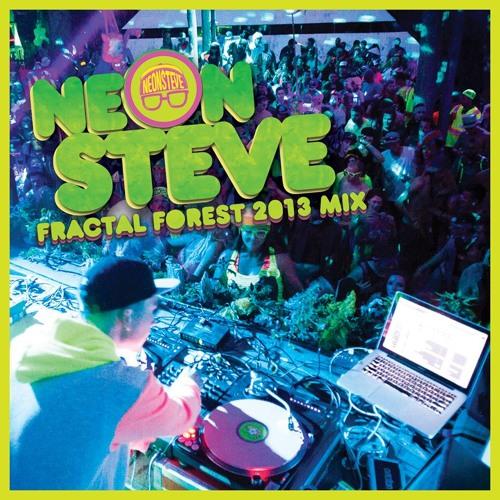 Neon Steve - Fractal Forest 2013 Mix (Shambhala)