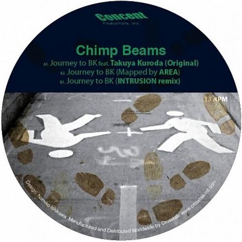 Chimp Beams featuring Takuya Kuroda - Journey To BK (Mapped By AREA)