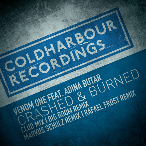 Venom One feat. Adina Butar - Crashed & Burned (Club Mix) [PREVIEW]
