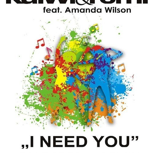 I Need You (East Freaks Remix) by Kalwi & Remi feat. Amanda Wilson