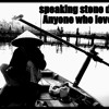 Speaking stone(instrumental demo)/anyone who loves b