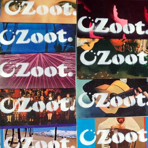 Dr Zygote - Run Out Groove (Zoot Records)