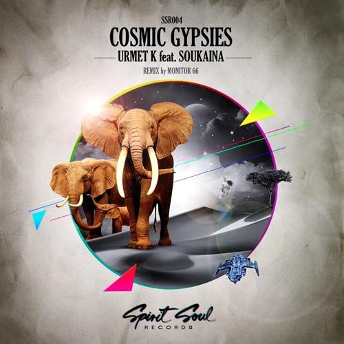 Urmet K - Cosmic Gypsies feat. Soukaïna (Monitor 66 Rooftop Remix) [Spirit Soul Records][SSR004]
