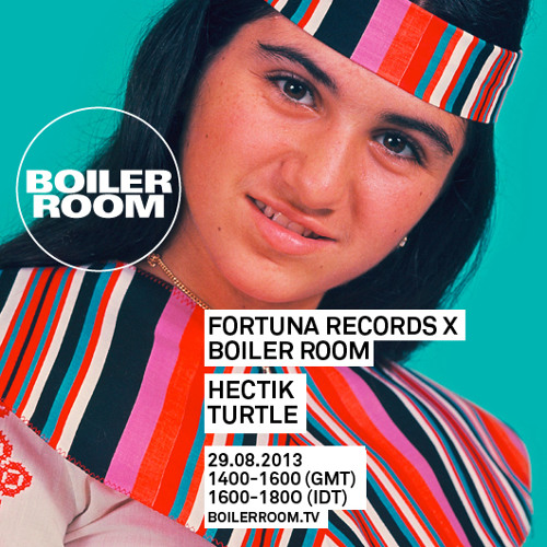 Hectic Turtle Fortuna Records 2h Boiler Room Mix By Boiler Room Listen To Music