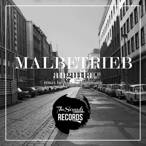 Malbetrieb - Anguila (Andreas Bergmann's tool remix) snip