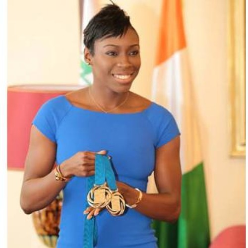 MURIELLE AHOURE WORLD CHAMPIONSHIP - INSIDE THE STORY [by @oabidjan]