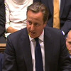 David Cameron Angry Over Slight By Euro President