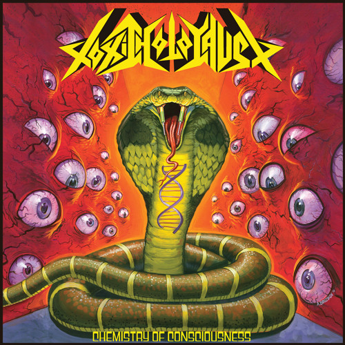 Toxic Holocaust - Out of the Fire