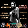 OLD SCHOOL RNB 90's Love Songs Ballads French & US