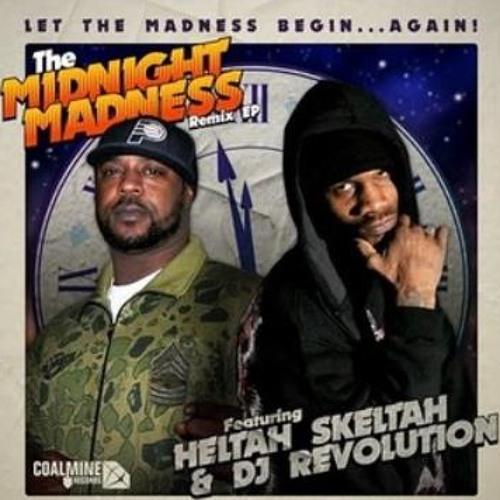 Heltah Skeltah - Midnight Madness (Funkee Fluuze Remix)