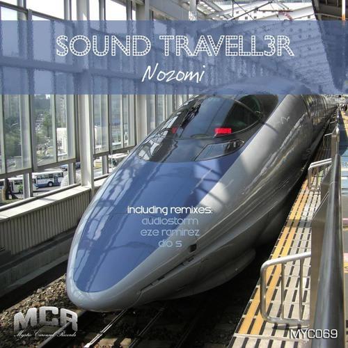 Sound Travell3r - Nozomi (original mix)  [low/cut]-[Mystic Carousel Records]
