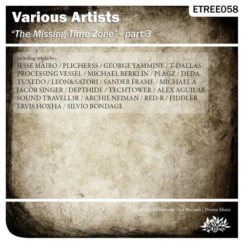 Sound Travell3r - Agulha (original mix) [cut] TBR [Electronic Tree]