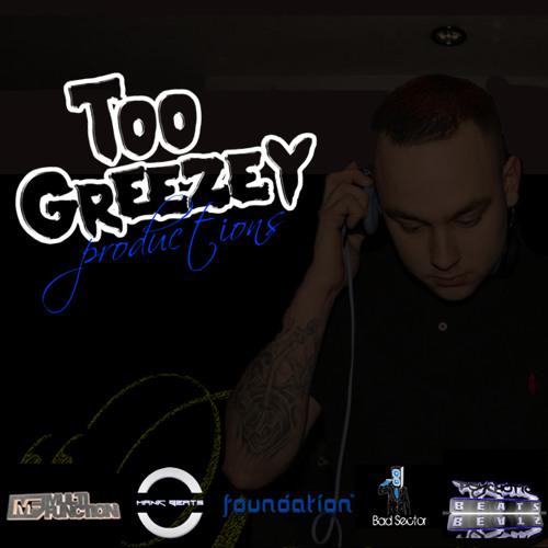 Too Greezey - #WARDUB / Shadow People