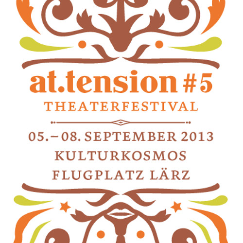 At.tension 2013 (Sunday Night - Luftschloss)