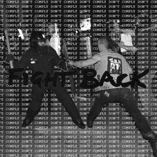 40 Maniac Monday, obituary XL - Fight Back III Never Leave DIS War