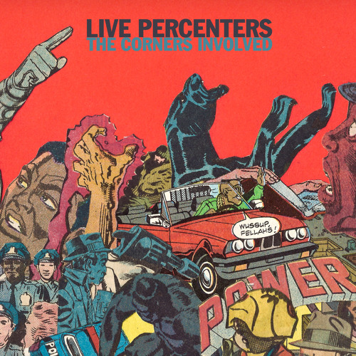 Live Percenters: Science Of The City (Dukes Go Up Remix)