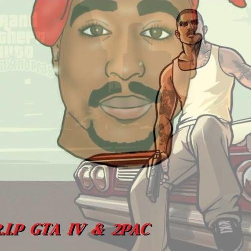 R I P 2PAC & GTA SAN ANDREAS (REMIX) by K I S S  BEATZ | Free