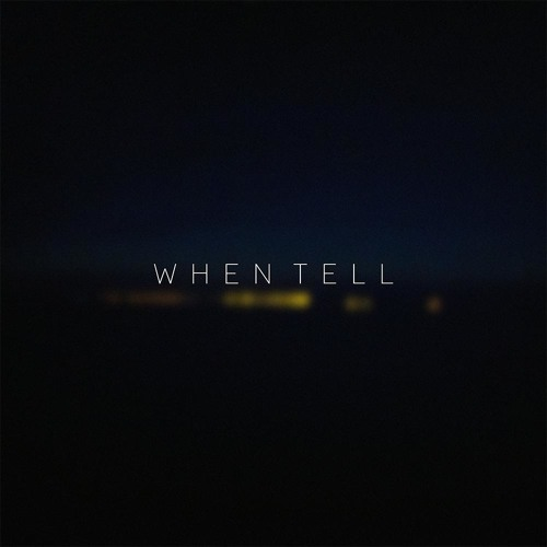 ambinate - When Tell [available now on Fluorescent Records]