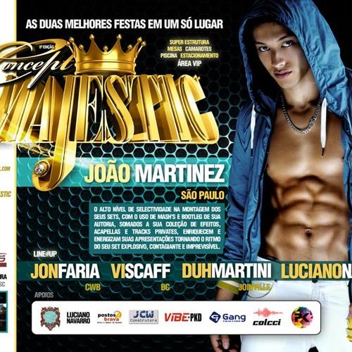 Dj Joao Martinez - Majestic