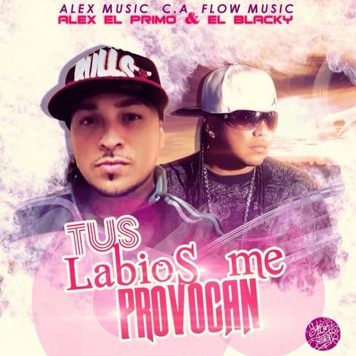 Tus Labios Me Provocan - Blacky Ft Alex El Primo (Prod By C.A Flow Records)