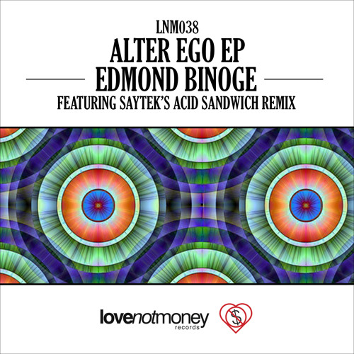 Edmond Binoge - In Love With Me (Original Mix) - Out Today
