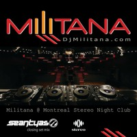 Militana @ Montreal Stereo Night Club (Sean Tyas Closing Set Mix)
