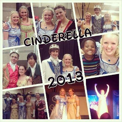 Cinderella Shake (Pre Vocals)
