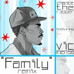 Chance the Rapper - Feat Vic Mensa - Family (Blended Babies Remix)