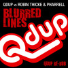 Blurred Lines (Qdup Re-Rub) Free Download!