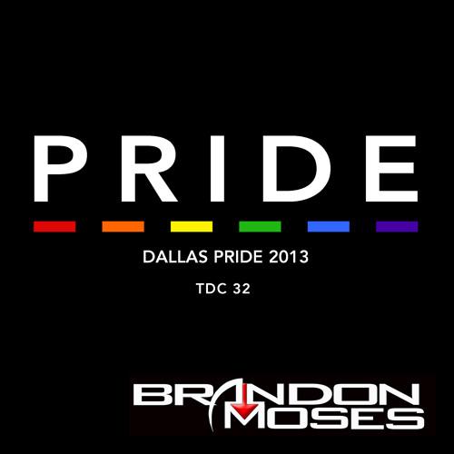 PRIDE – DJ Brandon Moses
