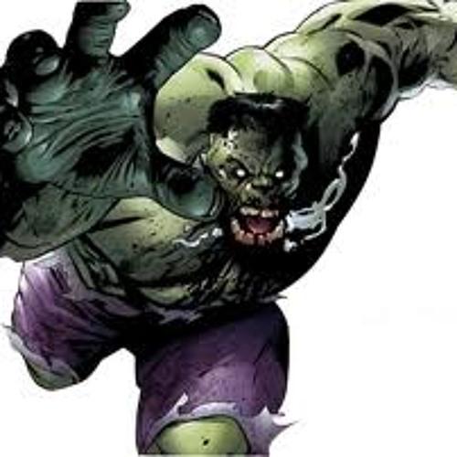 Tom Staar's Zombie Hulk Mash