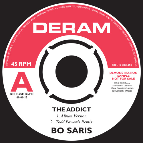 The Addict (Todd Edwards Remix)