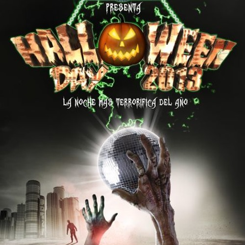 Orebeat @ Halloween Day Promo Mix 2013